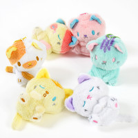 NemuNemu Neko Plushies (Ball Chain)