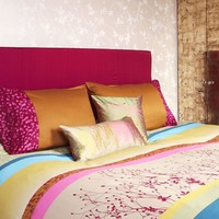 Clarissa Hulse Klimt bed linen range - House of Fraser