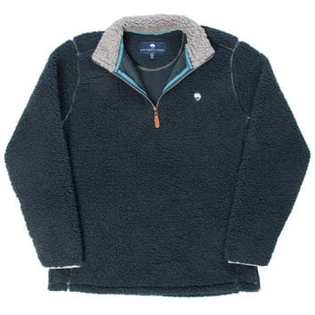Southern Shirt Co - 1/4 Zip Sherpa Pullover