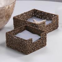 Bago-Bago Vine Napkin Holder