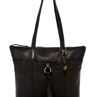 Lucky Brand | April Top Zip Leather Tote | Nordstrom Rack