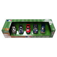 Top Dog 5 Piece Diecast Gift Set - Texas Rangers