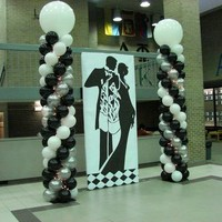 Prom decorations