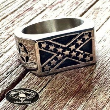 Confederate States of America Ring (795)