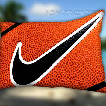 "Nike Basketball Logo New - Pillow Case Cover Bedding SIZE 30"" x 20"""