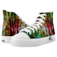 Autumn Printed Shoes