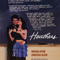 Heathers 11x17 Movie Poster (1989)