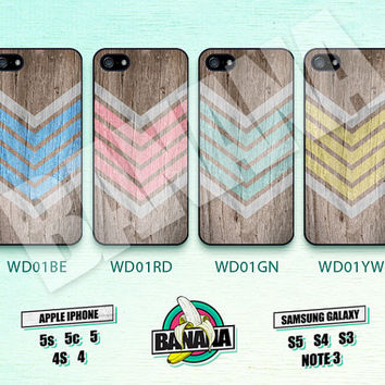 Aztec Wood, Chevron, Vinage, iPhone 5 case, iPhone 5S case, iPhone 5c case, Phone case, iPhone 4 Case, iPhone 4S Case, Phone Skin, WD01