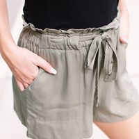 Jungle Short, Olive