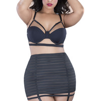 The Bandage Bra Set