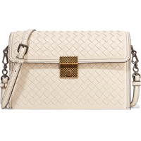 Bottega Veneta - Intrecciato leather shoulder bag