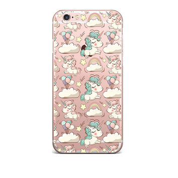 Unicorn Horse pattern always be you Case for iPhone 4 4s 5 5s 5c 5se  6 6s 6 plus 6s plus Soft Case Cover