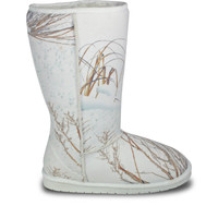 Women's Mossy Oak 13-inch Boots - Winter Brush
