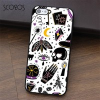 SCOZOS witchcraft (8) phone  for iphone X 4 4s 5 5s Se 5C 6 6s 7 8 6&6s plus 7&8 plus #aa234