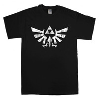 trifoce zelda T-shirt unisex adults