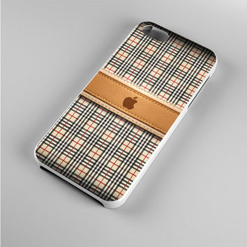 Burberry Apple Iphone 5s Case