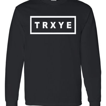 SALE - TRXYE long sleeve shirt - Troye Sivan - TRXYE shirt - trxye sweatshirt jumper - long sleeve trxye