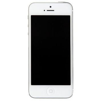 Apple iPhone 5 Unlocked Cellphone, 16GB, White
