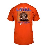 Palmetto Moon | Clemson Loyal to the Bone T-Shirt