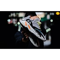 Adidas Yeezy 700 Runner Boost Fashion New Sport  Running Casual Shoes