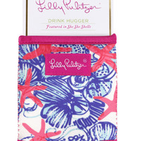 Lilly Pulitzer Drink Hugger- She She Shells