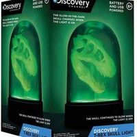 Discovery Channel T-Rex Skull | LIGHT