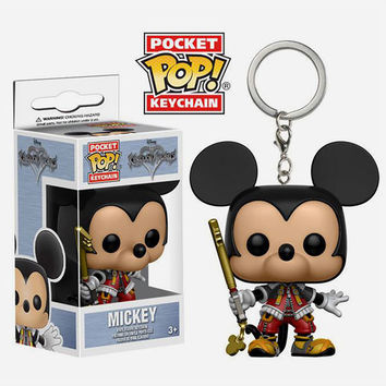 FUNKO Pop! Disney: Mickey Keychain