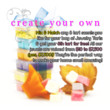 Create Your Own Jewelry Tart Bag - Pick SIX of your favorites!
