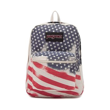JanSport Super FX Americana Backpack