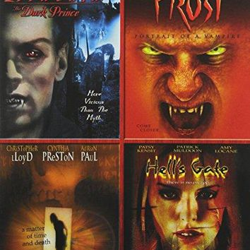 Dracula: (The Dark Prince / Frost: Portrait of a Vampire / Premonition / Hell's Gate)