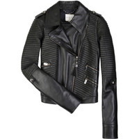 Celine Leather motorcycle jacket