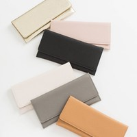 Kailey Faux Leather Wallet