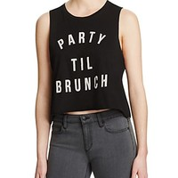 Project Social TParty Brunch Tank - 100% Bloomingdale's Exclusive