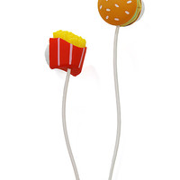 FAST FOOD EARBUDS