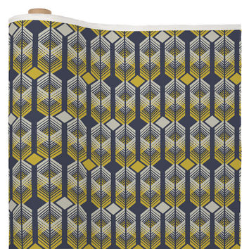 Heather Dutton De Lux Smooth Fabric By The Yard