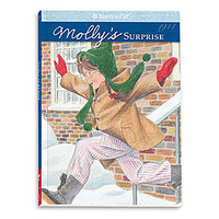 American Girl® Bookstore: Molly's Surprise - Paperback