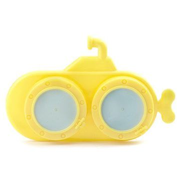 Submarine Contact Lens Case - Kikkerland Design Inc