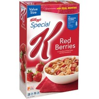 Kellogg's Special K Red Berries Cold Cereal, 16.9 oz box - Walmart.com