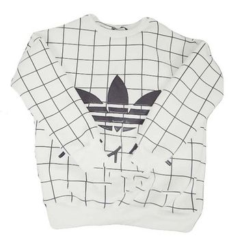 AD Japanese Grid Sweater
