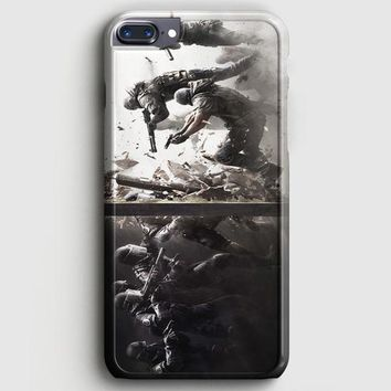 Rainbow Six Siege iPhone 8 Plus Case | casescraft