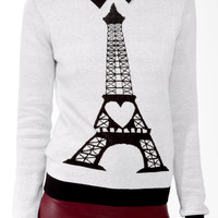 Eiffel Tower Sweater