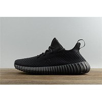 Adidas Yeezy Boost 350V2 Real Boost - All Black