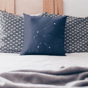 Astrology Constellation 18x18 Pillow • Pillow Case w/ Stuffing or Pillow Case only