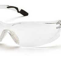 Pyramex Achieva  SG6510ST Clear Lens Safety Glasses Anti Fog Eyewear ANSI Z87+