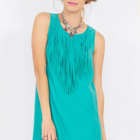 Fringe Belief Dress
