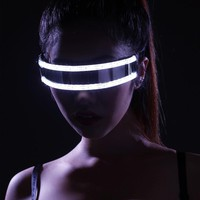 LED Light Up Glasses and Gloves