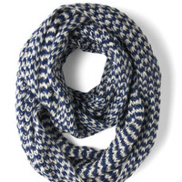 Raising Cane Circle Scarf in Ice | Mod Retro Vintage Scarves | ModCloth.com