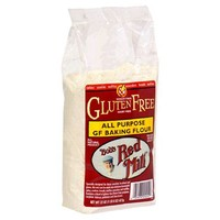 Bob's Red Mill Gluten Free All Purpose Baking Flour, 22-ounce (Pack of 4)