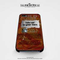 Taco Bell, Take Me To Your Taco case for iPhone, iPod, Samsung Galaxy, HTC One, Nexus