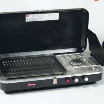NOVO5 Century Matchless Cook and Grill Stove